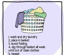 funny, laundry, repeat, washing clothes