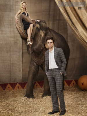 Rob's 'Water For Elephants' EW Shoot Outtakes