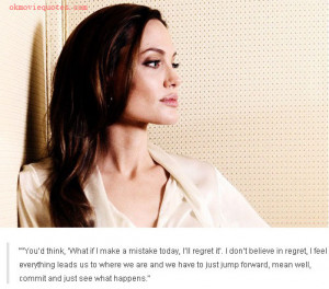 ... , 2014 December 4th, 2014 Leave a comment topic Angelina Jolie quotes