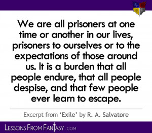 ... .comLessons From Fantasy: We are all prisoners at one time or another