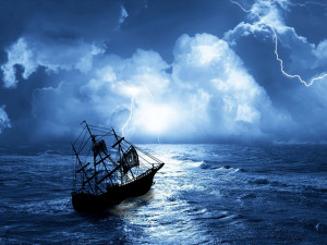 Overcoming the storms of life