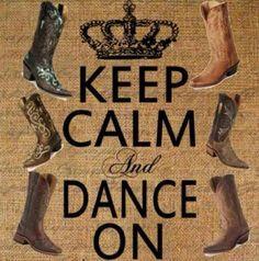 love my line dancing More