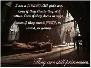 Little Princess... I am a princess
