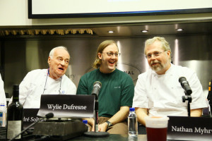 Nathan Myhrvold And Top Culinary Thought Leaders Discuss