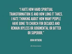 Spiritual Transformation Quotes