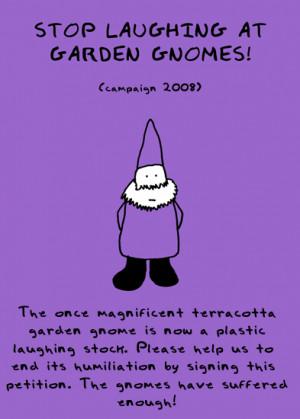 gnome quotes