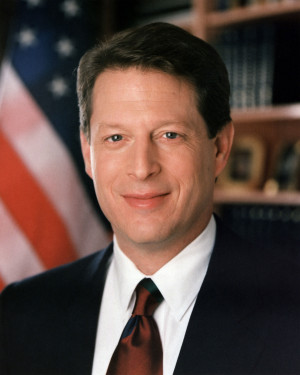 File:Al Gore, Vice President of the United States, official portrait ...