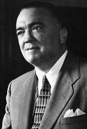 Edgar Hoover Quotes