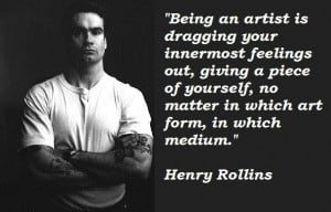 Henry rollins famous quotes 5