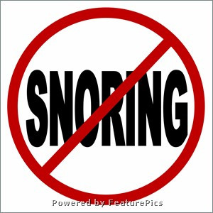 Snoring isn't just annoying...it might be a sign of something else.