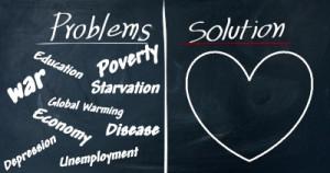 We need a new revolution, a massive radical attitudinal and behavioral ...