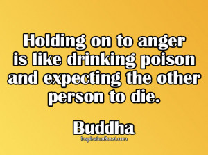 Anger Quotes – Buddha