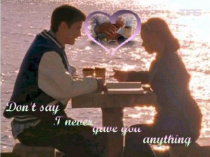 haley and nathan - one-tree-hill-quotes Photo