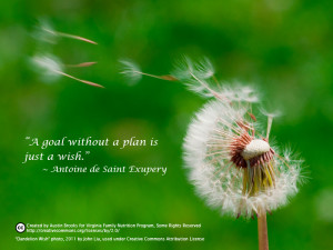 Cute Dandelion Quotes