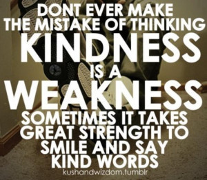 Kindness Quotes Credited