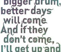 Drum Quotes