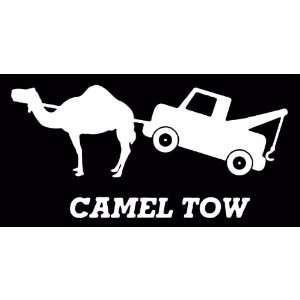 Camel Towing Service CDL Funny Toe tow Truck Drivers Mens T Shirt