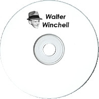 Walter Winchell Hosts Tribute