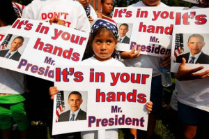 Yesterday, Barack Obama decided that he would not undertake unilateral ...