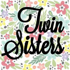twin sisters by courtney lesueur via behance more twin sisters design ...