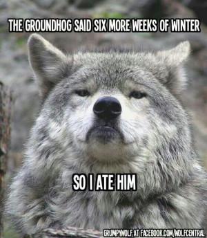 hate winter!