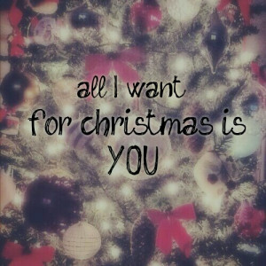 christmas, quote, love, pretty, quotes - inspiring picture on Favim ...