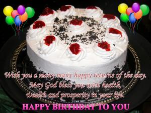 Birthday Wishes 101