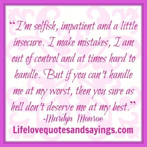 Quotes And Sayings Love