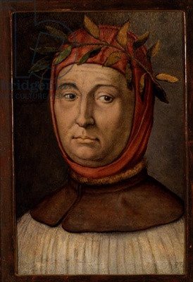 Petrarch, Italian name Francesco Petrarca