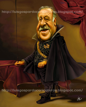 vicente del bosque quotes a leader is admired a boss is feared vicente ...
