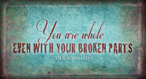 Quotes About Broken People