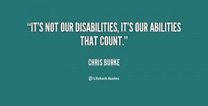 Quotes About Disability