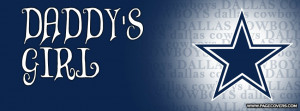 Daddys Girl Cowboys Cover...