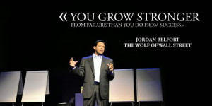 Jordan Belfort Quotes Jordan belfort from failure