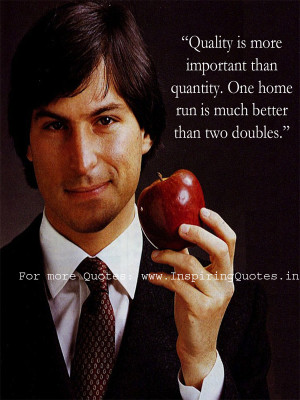 Steve Jobs Motivational Thoughts – Suvichars