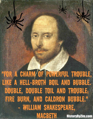 In Their Words: William Shakespeare