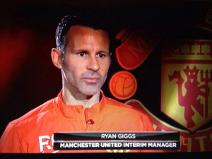 PICTURE: Ryan Giggs' first ever match programme notes as Manchester ...