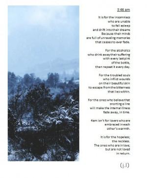 suicide Poem Depression