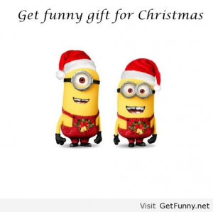 Christmas minion wallpaper funny - Funny Pictures, Funny Quotes, Funny ...