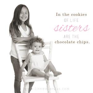 Sisters Saying Sibling Meme