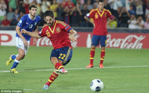 Wanted: Isco has previously admitted he is excited by the prospect of ...