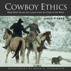 Homegoods & Gifts » Gifts » Cowboy Ethics Book » Item ID ...