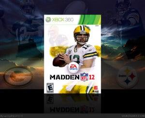 Xbox 360 » Madden NFL 12 Box Cover