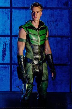 Green Arrow (Oliver Jonas Queen)