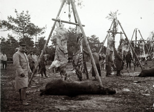 Since meals ready to eat (MREs) were not yet invented, soldiers had to ...