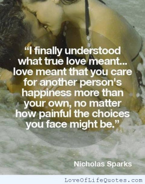 posts nicholas sparks quote on escaping the past nicolas sparks quote ...