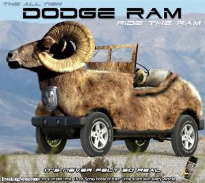 Funny Dodge Ram