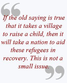 refugee mental health quotes - Google Search