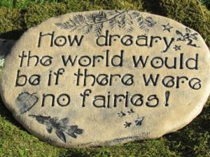 ... ლ♪♪ fairies at the bottom of the garden quote - Google Search