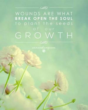 Break Open The Soul